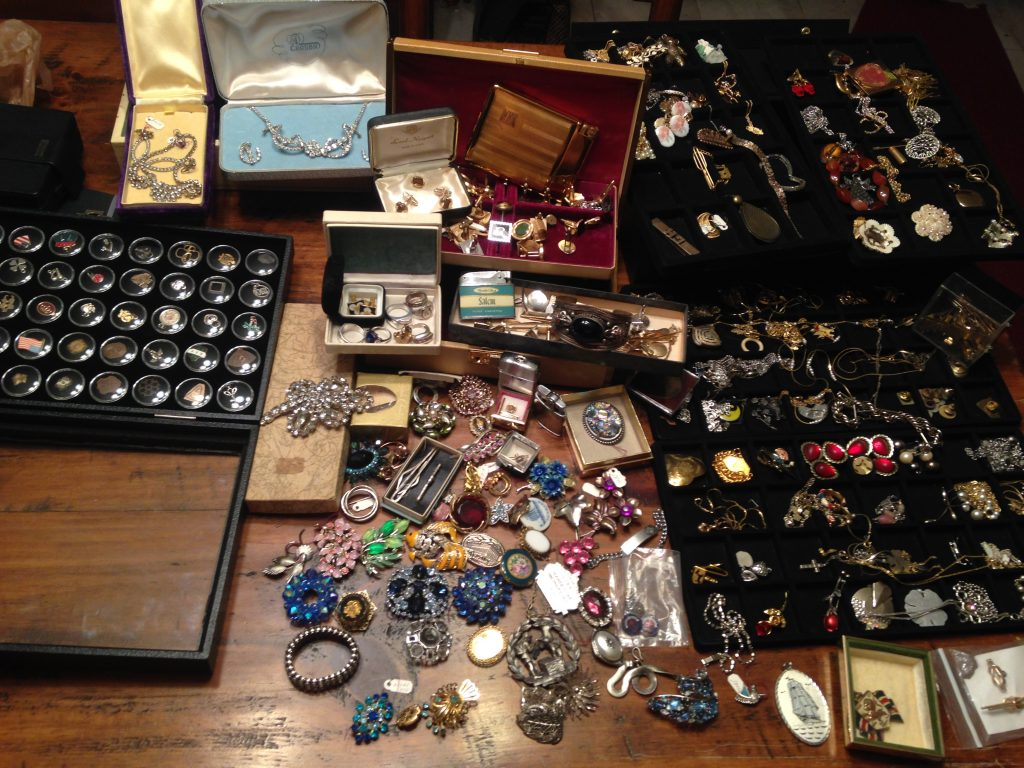Vintage Jewelry Collection Estate Jewelry