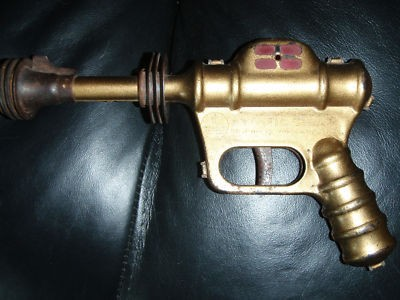 Buck Rogers Atomic Toy Pistol 1940's