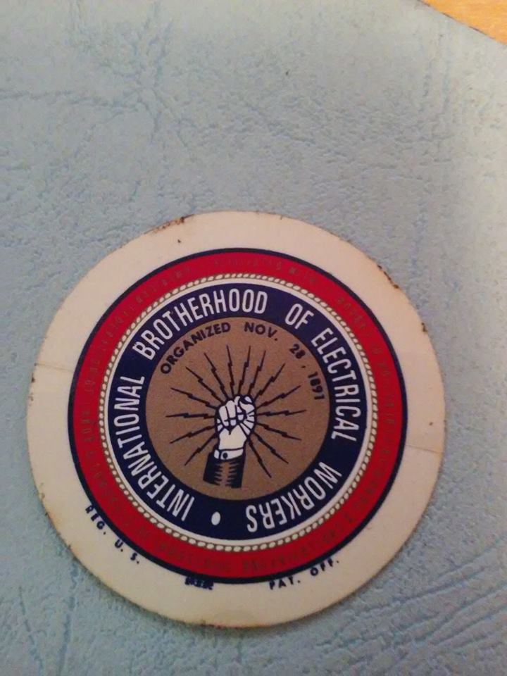 International Brotherhood Of Electrical Workers Decal