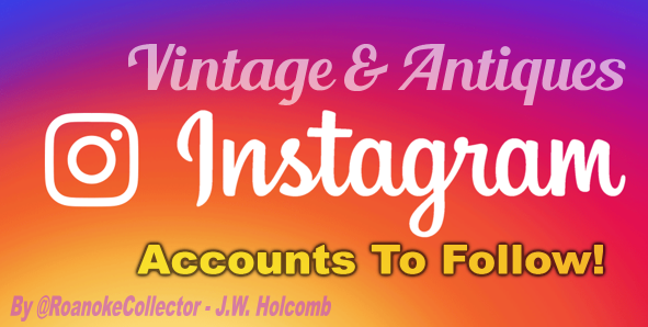vintage instagram accounts to follow